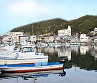 浜島漁港2